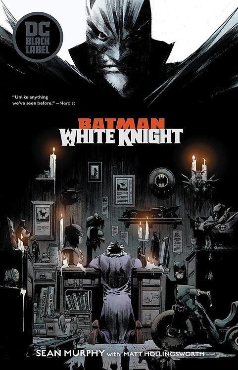 Batman: White Knight - TP