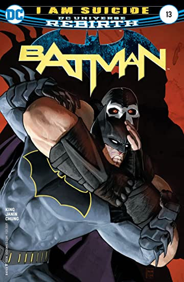 Batman Rebirth #13