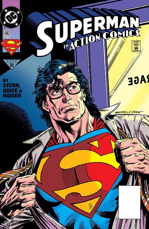 Superman in Action Comics #692 - 1993