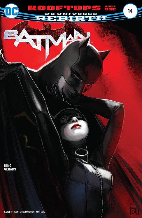 Batman Rebirth #14