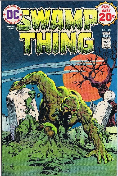 Swamp Thing #13 (1974)