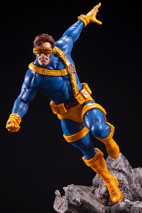 Cyclops X-Men Fine Art Statue