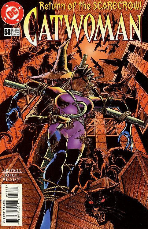 Catwoman #58 - 1998