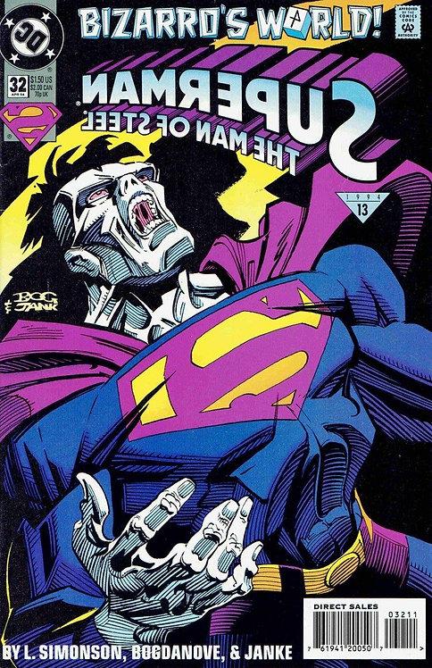 Superman - Man of Steel #32 - 1994