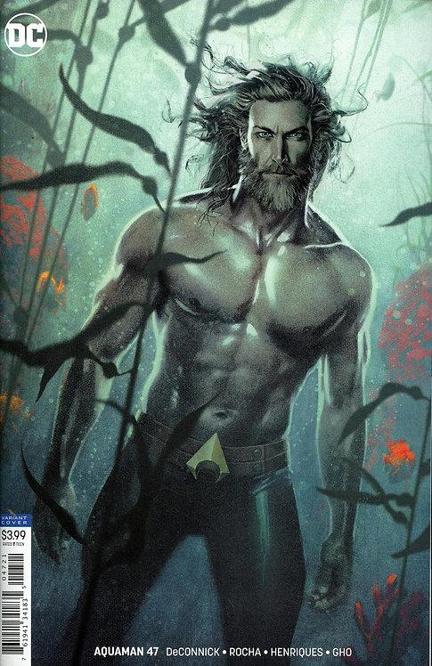 Aquaman #47 (Variant Cover)