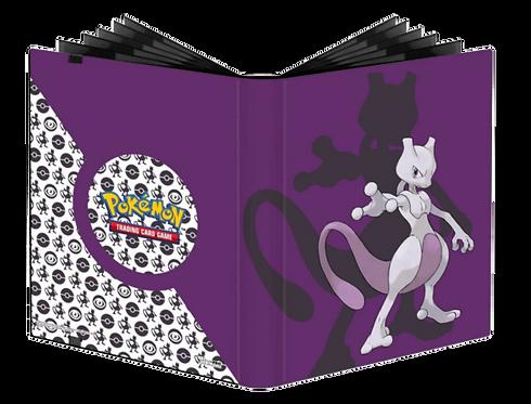 ULTRA PRO Pokémon – PRO Binder Full View 9PKT – Mewtwo
