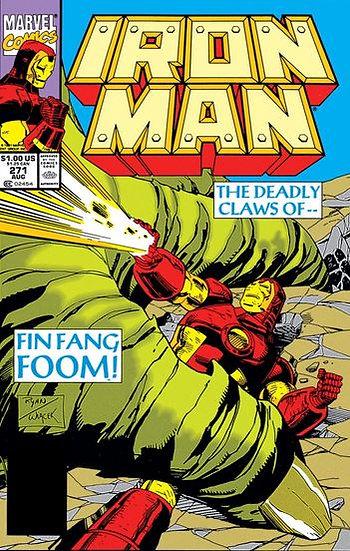 Iron Man #271