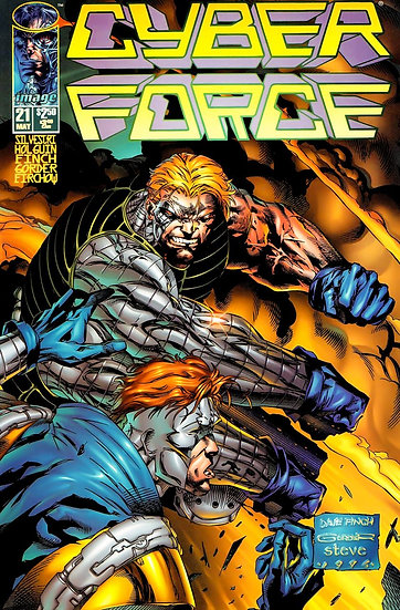 Cyber Force #21