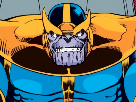 10 TIMES THE MAD TITAN THANOS WAS DEFEATED!