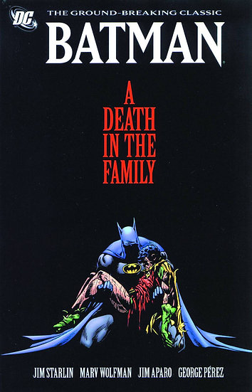 "Batman - A Death in the Family ""New ED"""