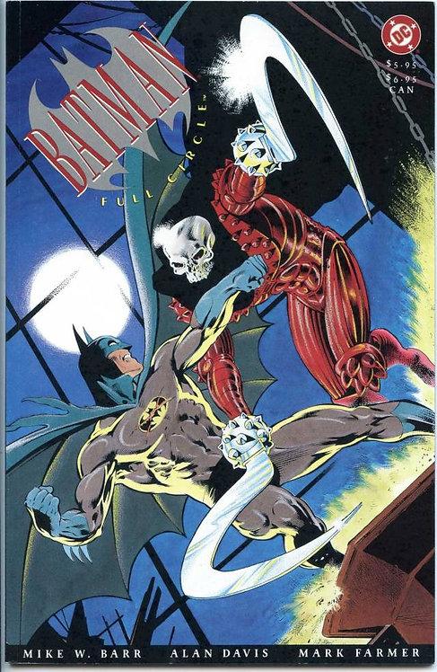 Batman - Full Circle - 1991