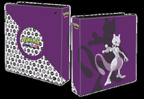 ULTRA PRO Pokémon – 2″ Album – Mewtwo