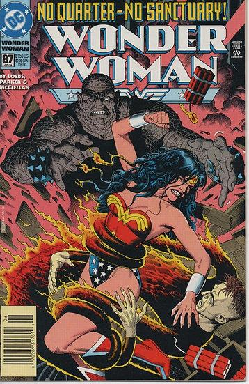 Wonder Woman #87 - 1994