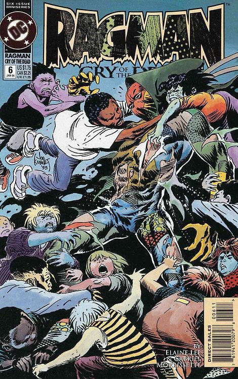 Ragman Cry of the Dead #6 - 1994