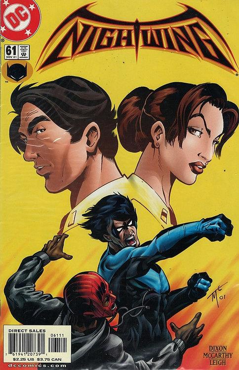 Nightwing #61 -2001