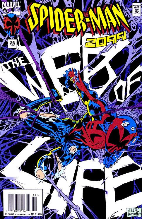 Spider-Man 2099 #26 - 1994