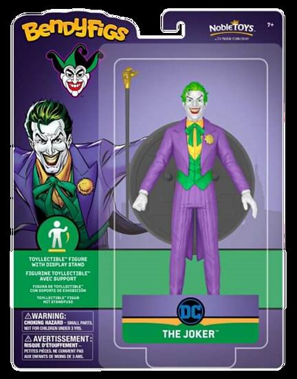Bendy Figure- Joker