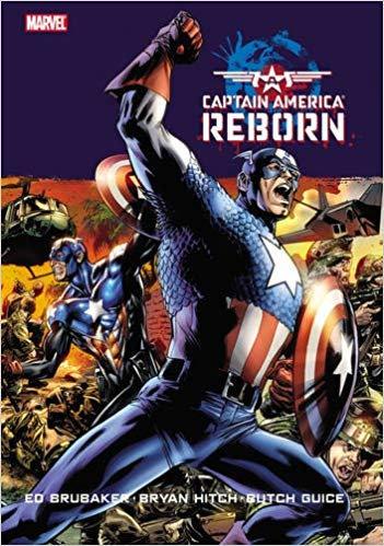 Captain America Reborn part 1