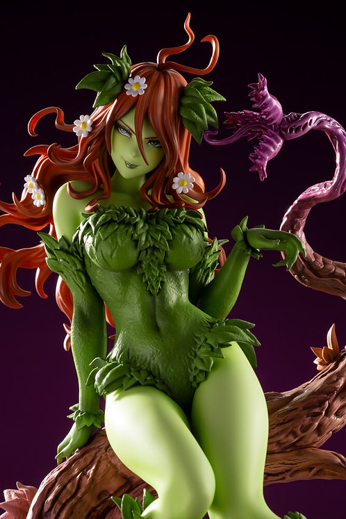 Poison Ivy Returns Limited Edition Bishoujo Statue