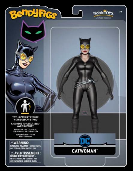 Bendy Figure- Catwoman