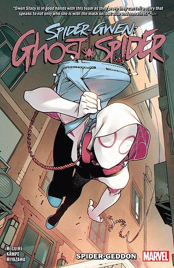Spider-Gwen Ghost Spider Vol 1