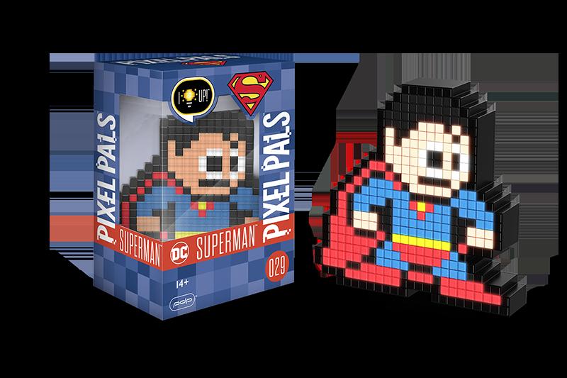 Pixel Pals -DC Comics Superman