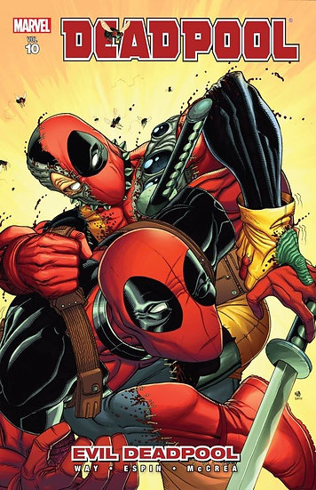 Deadpool Vol 10 - Evil Deadpool