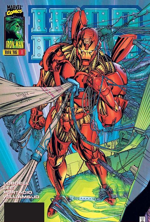 Iron Man #1 nov 96