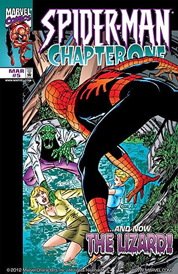 Spider-man Chapter One #5