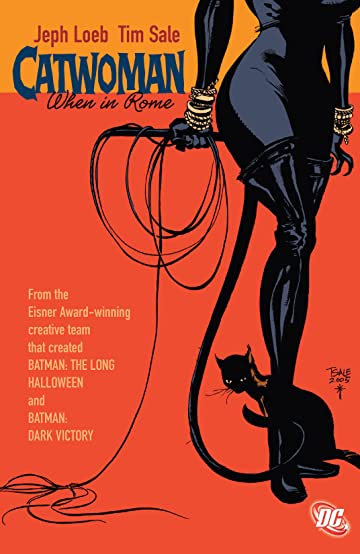 Catwoman - When in Rome