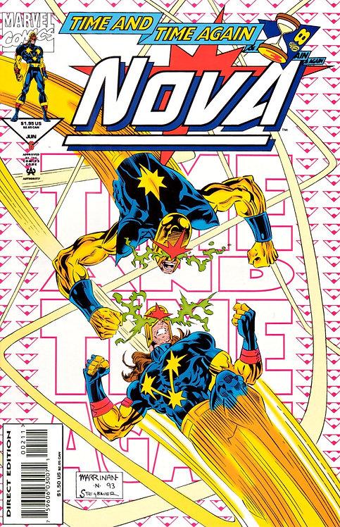 Nova #6 - 1994