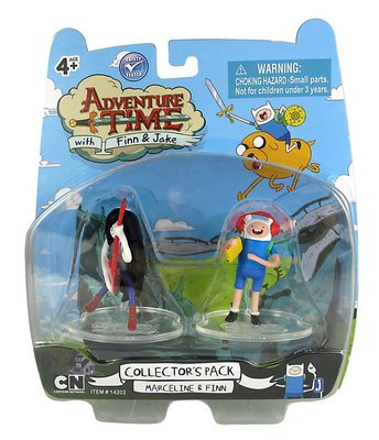 Adventure Time Collector's Pack Marceline & Finn