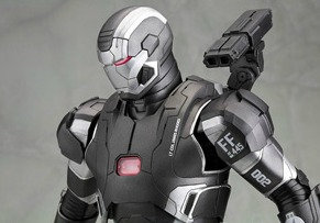 War Machine Statue