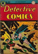Detective comics #103 1945.jfif
