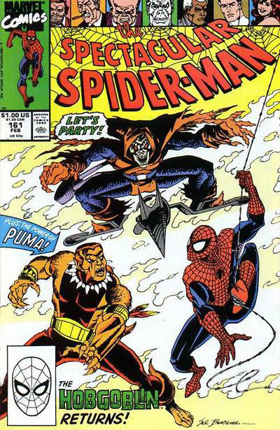 The Spectacular Spider-Man #161