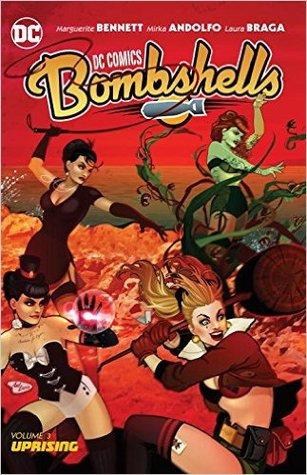 DC Comics - Bombshells Vol 3 Uprising