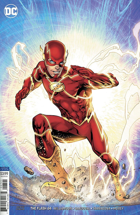 The Flash #64 (Variant Cover)