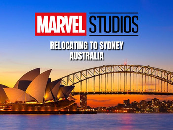 Marvel Studios moving to Sydney Australia Confirmed!