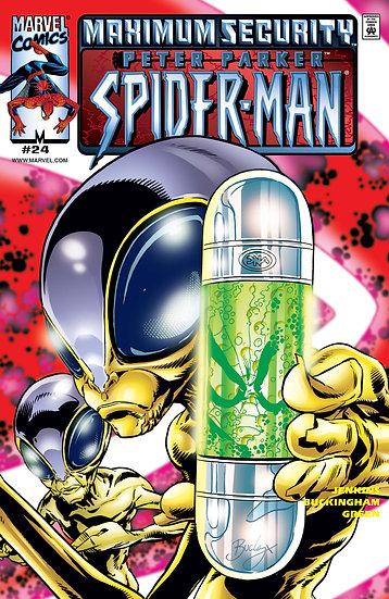 Peter Parker Spider-man #24