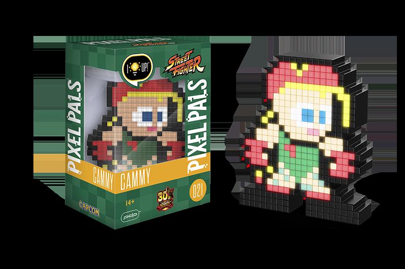 Pixel Pals -Street Fighter CAMMY