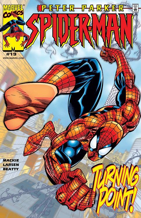 Peter Parker Spider-man #19