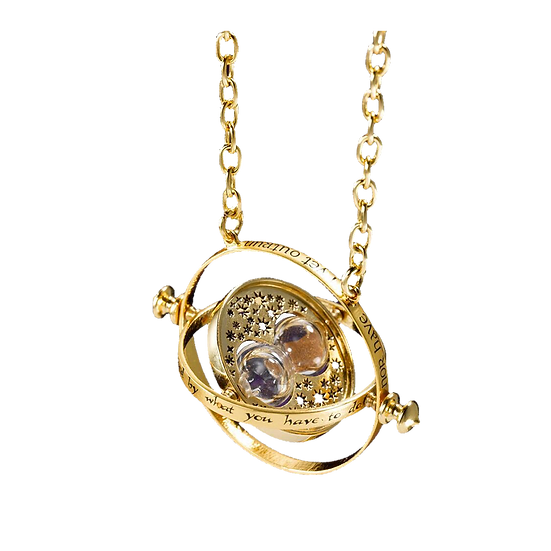 Harry Potter - Time Turner Necklace