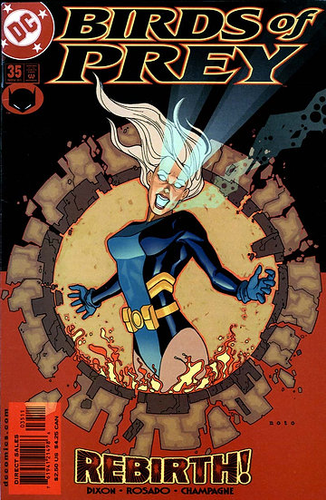 Birds of Prey #35 - 2001
