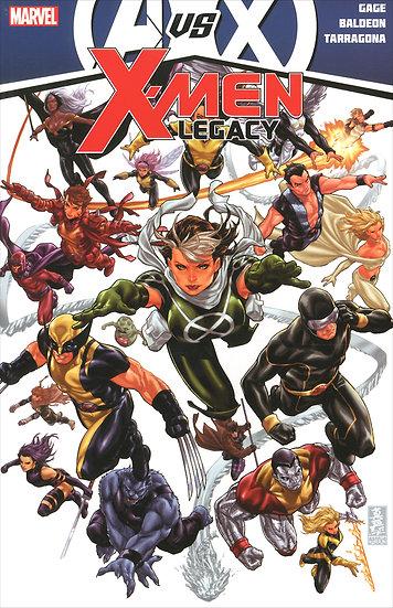 Avengers Vs X-men - X-men Legacy