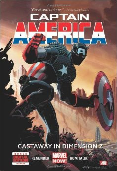"Captain America ""Castaway in Dimension Z"""