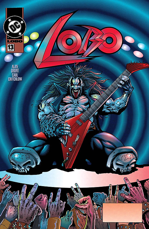 Lobo #13 - 1995