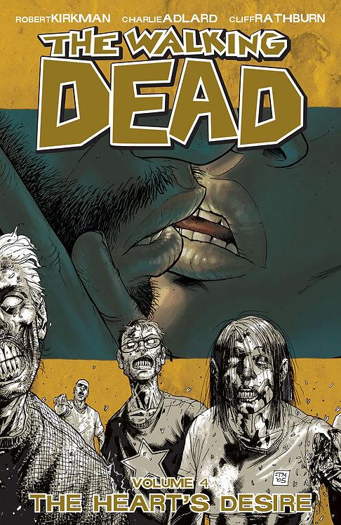The Walking Dead Volume 4