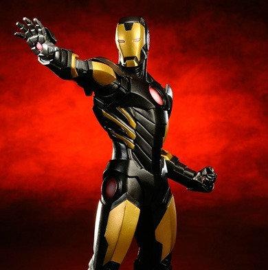 "Iron Man ""Black & Gold"""