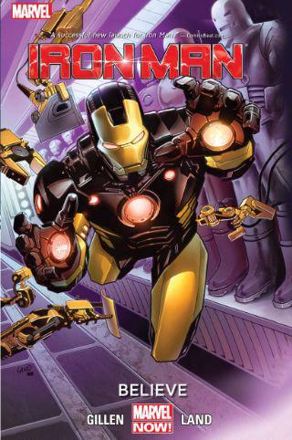 Ironman Vol 1