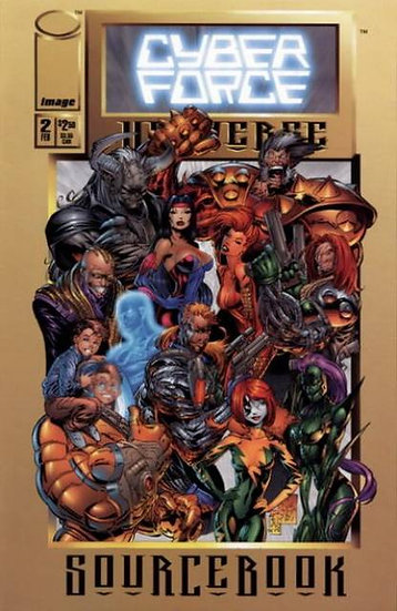 Cyber Force Source Book #2